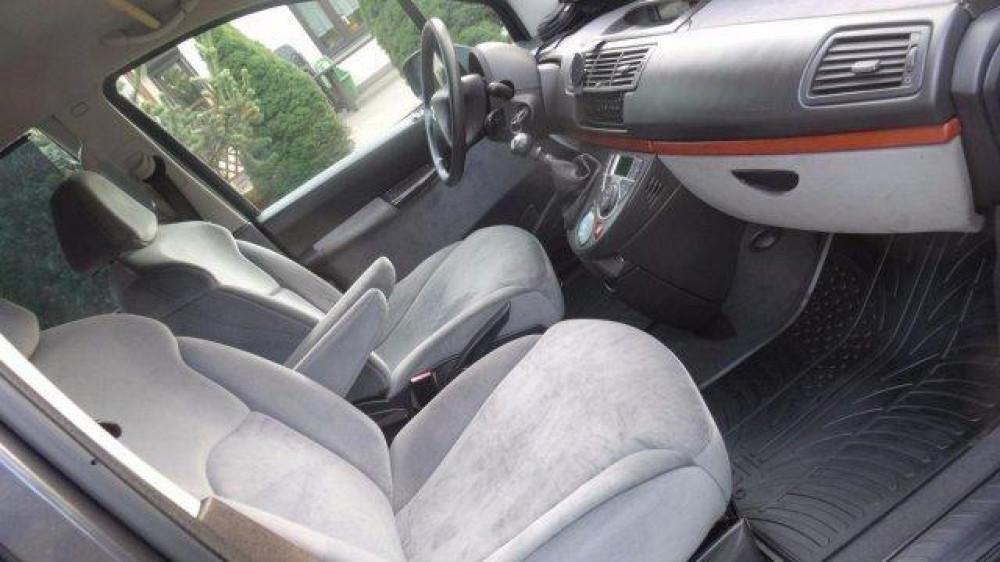 przód - Citroen C8 Van