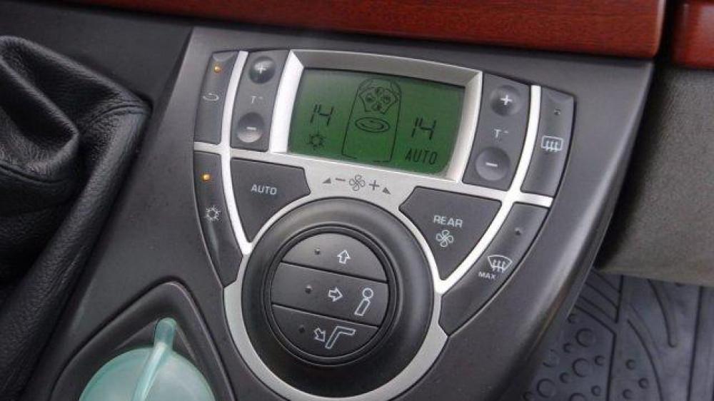zegar - Citroen C8 Van