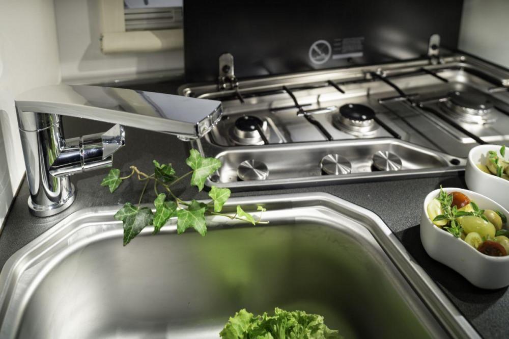 Citroen Jumper Adria Matrix - kuchnia