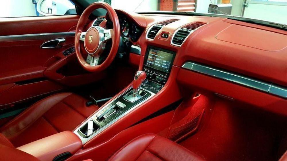 Porsche Boxter (5)